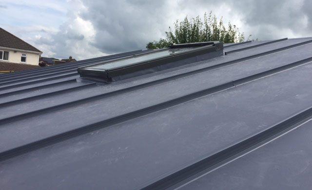 Flat roofing testimonial Bristol