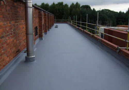 liquid roofing Bristol
