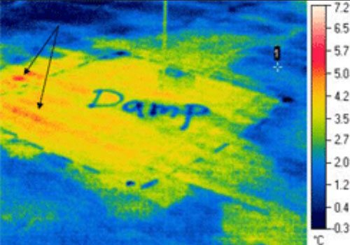 roof thermography Bristol