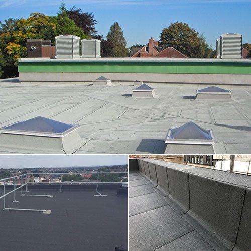 felt roofing in Bristol