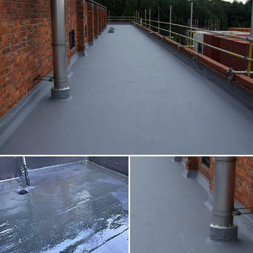 liquid roofing in Bristol