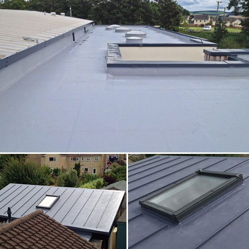 single ply roofing Bristol