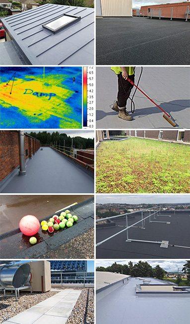 flat roof consultants Bristol