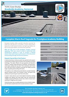 TCRC Brookside Academy case study