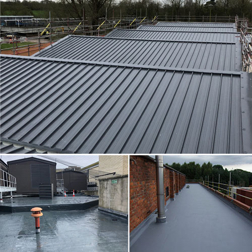 liquid roofing in Bristol