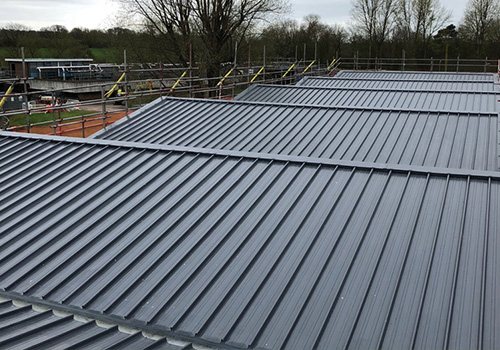 roof specification and budget costings