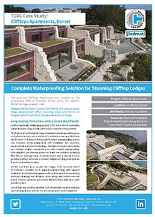 Clifftops Lodges, Dorset case study