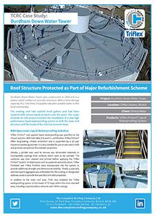 Durham Down Water Tower Case Study