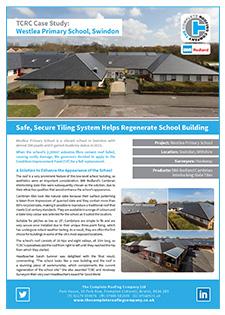 Westlea Primary School Case Study