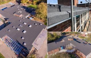 Henbury Court Primary roofing upgrade