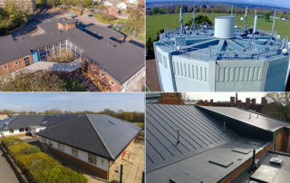 TCRC roof system versatility